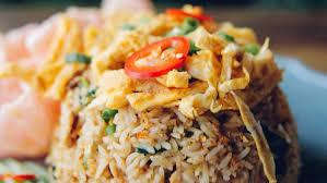 300 grams cooked white rice Recipe Nasi Goreng Kampung Drive Abc Radio