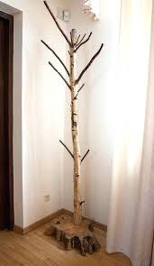 office coat rack. Wooden Coat Racks Free Standing Photo 2 Of 4 Rack Birch Stand Rustic Tree Home Office Ideas Diy