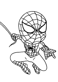 Spiderman Colorier Ligne L Duilawyerlosangeles
