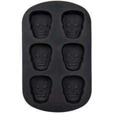 <b>Silicone</b> Mini Skulls Mold - Wilton   <b>Silicone cake</b> pans, <b>Silicone</b> ...