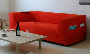 Cool Sofa Designs Camp Sofa with Pouches by Cappellini Captivatist