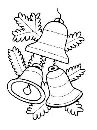 Small Picture Christmas Bells coloring pages Free Printable Christmas Bells