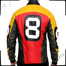 8 ball jacket seinfeld michael hoban 8 ball leather jacket