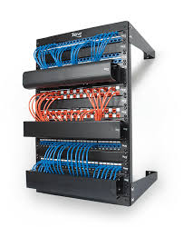 structured cabling solutions icc 110 Punch Block Wiring Diagram Rack Mount 110 Block Wiring Diagram #23