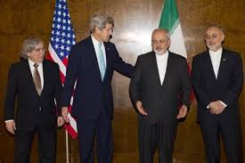 Image result for photos of john kerry with iranian officials