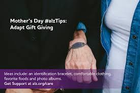 mother days alzheimer s tip gifts