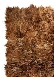 natural brown sheepskin rug large sheepskin rug brown furniture now