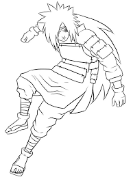 Naruto Drawing Step By Step At Getdrawingscom Free For Personal