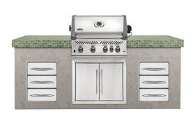 napoleon grills built in prestige 500 with infrared