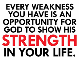 weakness strength jesus papberry today s fragrance your weakness his strength