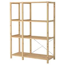 IKEA IVAR 2 sections/shelves You can move shelves and adapt spacing to suit  your