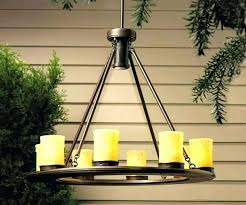 battery powered chandelier operated outdoor lamps wall lanterns gazebo ch