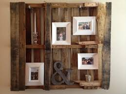 fantastic diy pallets wood pallet wall decor on living room wall decor