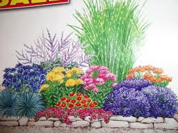 Landscape Pre Planned Garden Designs Purchase Pre Planned Garden Shade Garden Perennial Garden