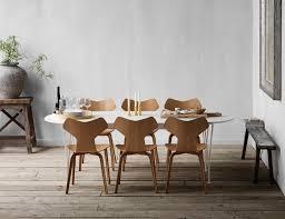 nordic furniture design. Nordic Design Classics: Piet Hein: Series Table - Courtesy Of Republic Fritz Hansen Furniture