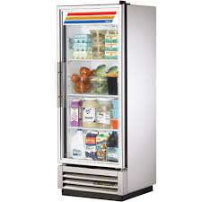 glass door refrigerator in beverage air back bar 23 7 cu ft with fridge doors plan 8