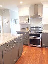 dark wood floor kitchen. Off White Kitchen Cabinets With Dark Wood Floors Beautiful Floor H