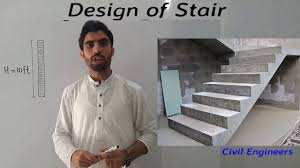 Concrete Stair Design For Small House Design Of Staircase