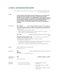 New Graduate Nurse Cover Letter Sample – Armni.co