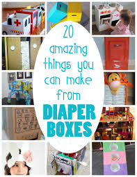 Diy Storage Container Ideas Lined Canvas Diaper Box Want To Use This To Organize My Yarn Just