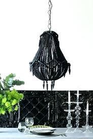 black beaded chandelier black beaded chandelier medium size of fun wooden beads to black beaded black beaded chandelier