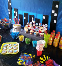 Avengers Party Decorations Diy Superhero Pop Art Party