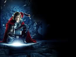 Thor computer wallpaper