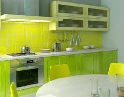 colour combinations for kitchen cabinets