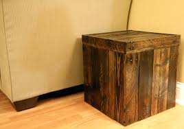 wood storage ottoman storage wood ottoman wooden bench box rustic with regard to wooden storage ottoman wood storage ottoman
