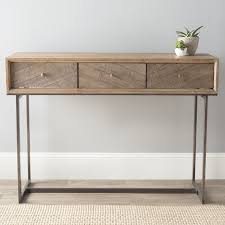 wooden console table. Great Wood Console Table With Cole Grey And Metal Reviews Wayfair Wooden I