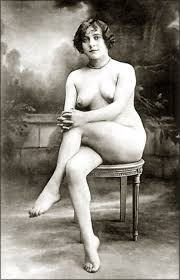Antique naked women pictures