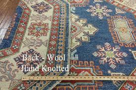 octagon area rug 6 vintage aqua exciting rugs carpets orange