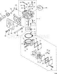 carburetor mercury oem parts iboats com Mercury Outboard Tachometer Wiring view larger photo mercury outboard tachometer wiring diagram