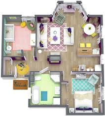 furniture for floor plans. Prissy Inspiration Floor Plan Design With Furniture 1 Create Professional Interior Drawings Online For Plans