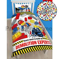 lego city bedding set city demolition single us twin duvet cover set kids single duvet quilt cover bedding sets with pillowcase city demolition