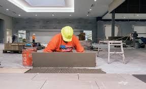 ceramic and stone tile installation