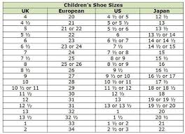 Children Shoe Size Chart Image Result For Little Boys Shoe Chart Shoe Size