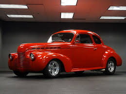 1940 Chevrolet Coupe - YouTube