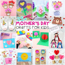 Here's some great mother's day crafts that i've made with tots and preschoolers throughout the years: Mother S Day Craft Ideas For Kids I Heart Crafty Things