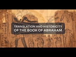 gospel topic essay translation and historicity of the book of  gospel topic essay translation and historicity of the book of abraham