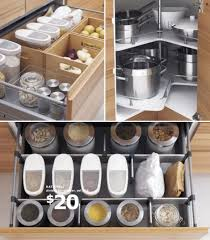 As anyone living in a pre-war era home knows, kitchen space is  excruciatingly limited. Organization is a must. Ikea offers help for the  space-challenged and ...