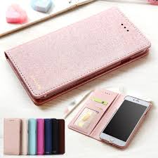 luxury silk leather case for apple iphone se 5s 5 s silicone wallet cover iphone 5s case with card holder flip coque custom leather cell phone cases