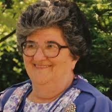 Memorial to Edna Gaines.