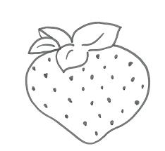 Disegni Di Frutta Per I Lavoretti Con I Bambini Stampa E Colora Con