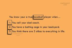Baseball Quote Extraordinary Baseball Quotes And Sayings Images Pictures CoolNSmart