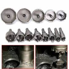 power tools for sale. 13pcs 16-53mm hole saw drill bits cutter power tools for sale g