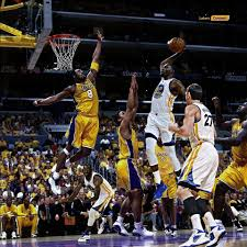 2001 Lakers vs 2018 Warriors in the ...