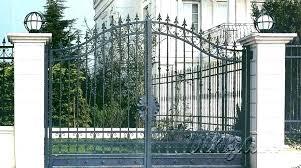amusing wrought iron garden gates antique merseyside
