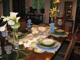 Kitchen Table Settings 16 Thanksgiving Table Ideas Setting Home Stories A To Z Jeunecul