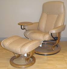 ekornes stressless chairs discount. stressless senator paloma taupe leather recliner and ottoman ekornes chairs discount s